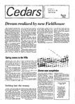 Cedars, April 8, 1980