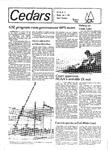Cedars, June 3, 1980