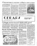 Cedars, October 15, 1981