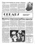Cedars, October 29, 1981