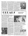 Cedars, February 4, 1982