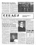 Cedars, April 8, 1982