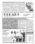 Cedars, April 29, 1982