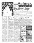 Cedars, November 11, 1982