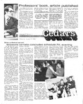 Cedars, January 13, 1983