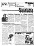 Cedars, May 12, 1983 by Cedarville College