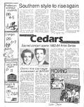Cedars, September 29, 1983