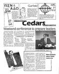 Cedars, October 27, 1983