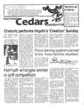 Cedars, December 8, 1983