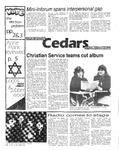 Cedars, February 16, 1984