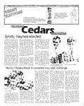 Cedars, March 1, 1984