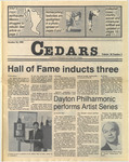Cedars, October 24, 1985 by Cedarville College