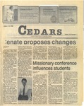 Cedars, January 23, 1986