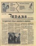 Cedars, February 6, 1986