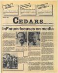 Cedars, April 10, 1986