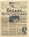 Cedars, April 24, 1986
