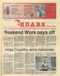 Cedars, November 21, 1985
