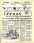 Cedars, October 23, 1986