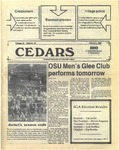 Cedars, March 5, 1987 by Cedarville College