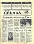 Cedars, April 9, 1987