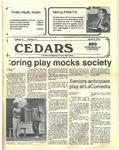 Cedars, April 23, 1987 by Cedarville College