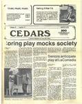 Cedars, April 23, 1987