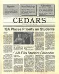 Cedars, September 24, 1987