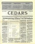 Cedars, October 8, 1987
