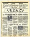 Cedars, October 22, 1987