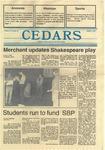 Cedars, April 21, 1988