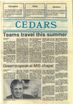 Cedars, May 20, 1988 by Cedarville College