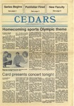Cedars, October 6, 1988 by Cedarville College