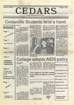 Cedars, February 2, 1989 by Cedarville College
