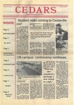 Cedars, March 2, 1989 by Cedarville College