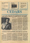 Cedars, May 25, 1989 by Cedarville College