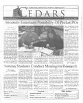 Cedars, January 25, 2002