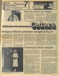 Cedars, February 10, 1983 by Cedarville College