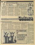 Cedars, February 24, 1983 by Cedarville College