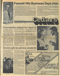 Cedars, March 31, 1983