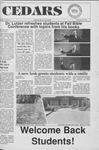 Cedars, September 28, 1989
