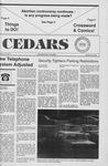 Cedars, October 26, 1989 by Cedarville College