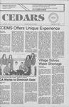 Cedars, December 7, 1989