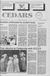 Cedars, February 22, 1990 by Cedarville College