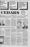 Cedars, March 8, 1990