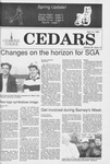 Cedars, April 12, 1990
