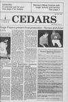Cedars, April 26, 1990 by Cedarville College