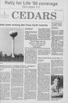 Cedars, May 10, 1990