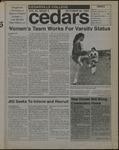 Cedars, October 28, 1994 by Cedarville College
