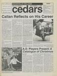 Cedars, December 7, 1994