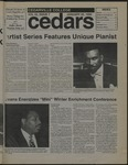 Cedars, January 20, 1995